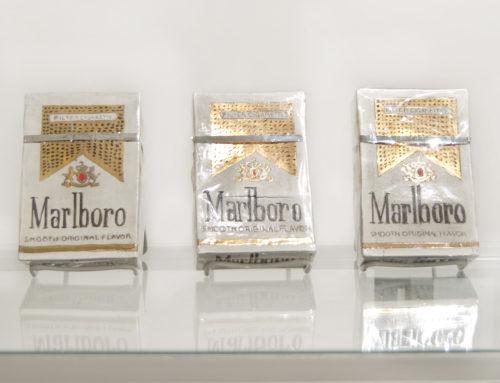 Marlboro Ceramic Boxes