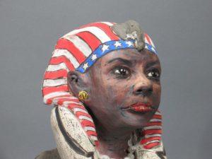 Condoleezza Sphinx   Political Work   Cheryl Harper