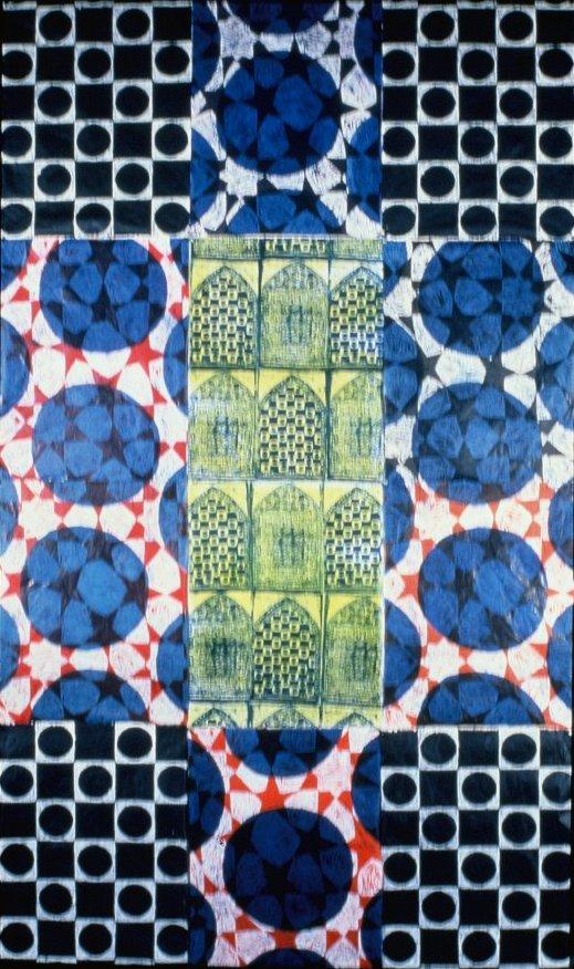 Arabesque I | Rumination | Cheryl Harper