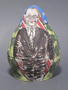 BaBUSHka Rumsfeld | Political Works | Cheryl Harper