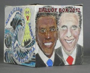 Ballot Box 2012 | Ballot Boxes | Cheryl Harper