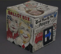 Ballot Box 2016 | political works | Cheryl Harper