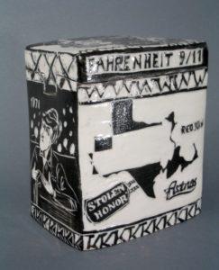 Ballot Box 2004 (back) | Ballot Boxes | Cheryl Harper