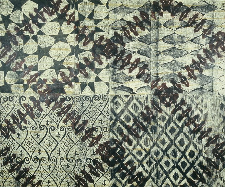 Four Corners | Wallpapers | Cheryl Harper