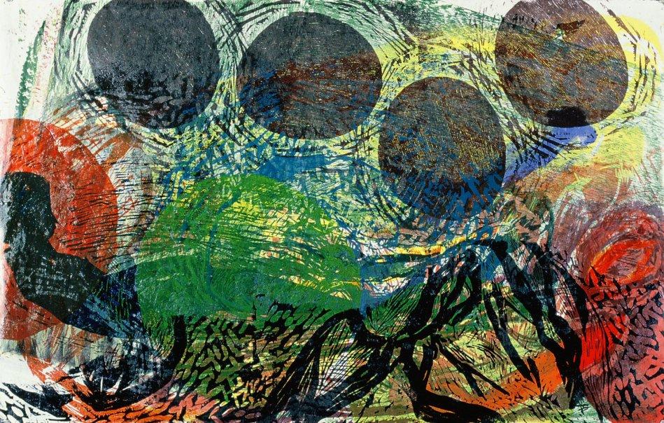 Landscape | Mixed Media | Cheryl Harper