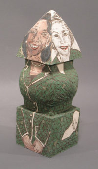 Mix and Match: Bush Women as Topiary | American Women | Cheryl Harper