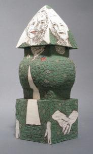Mix and Match: Bush Women as Topiary | American Women | Cheryl Harper