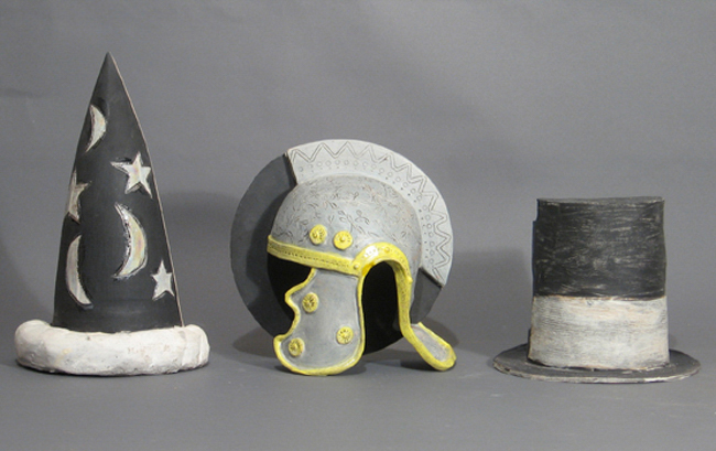 Selections From The Presidential Hat Collection | Political Work | Cheryl Harper