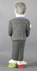 Teaching Gore (back) | Political Works | Cheryl Harper