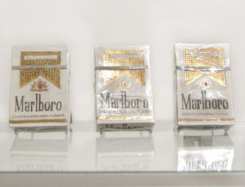 Marlboro Ceramic Boxes